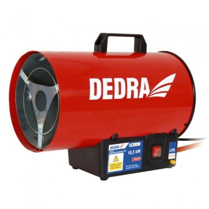 DED9941  - Plynový ohrievač 16,5kW